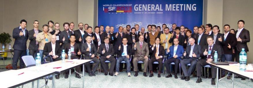 General IESF meeting