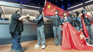 china esport